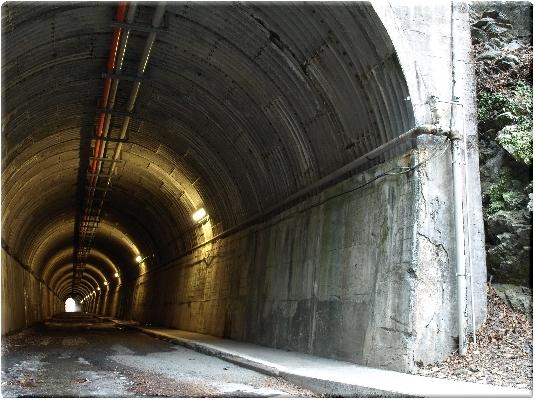 天子トンネル