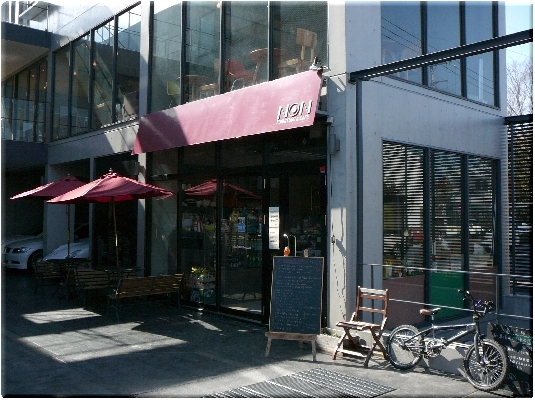 NON FURNITURE&CAFE(つくば)