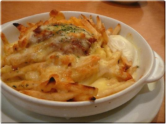 バターポテト