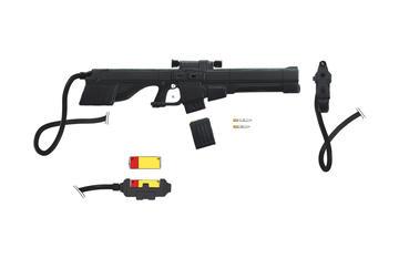 未来的空想銃