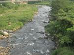 塩川 駒井橋下