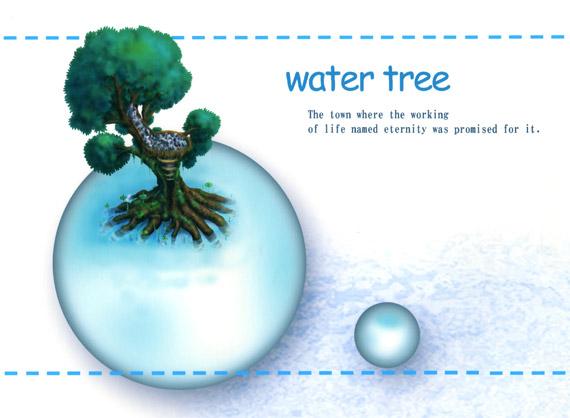 Water three