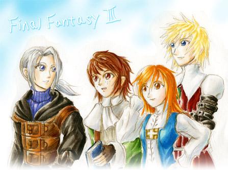 FF3 - 悠久の風へ -