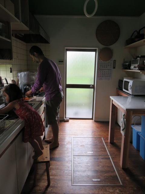 快適キッチン