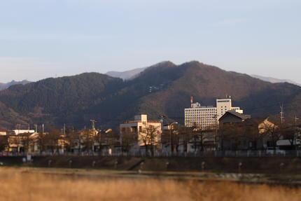 山形県庁。