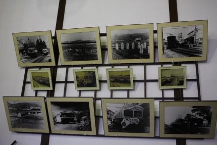三山電車の写真など