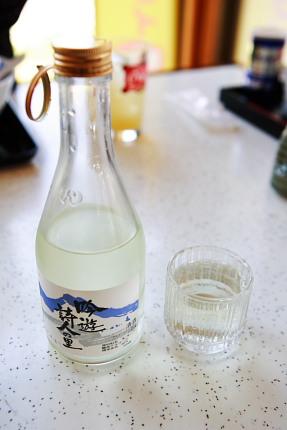 東北泉など地酒が豊富です。クラクラきちゃいます