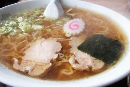 澄んだスープ。