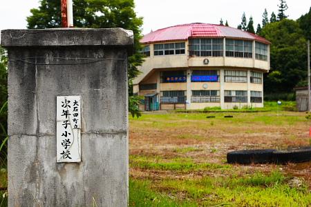 次年子小学校