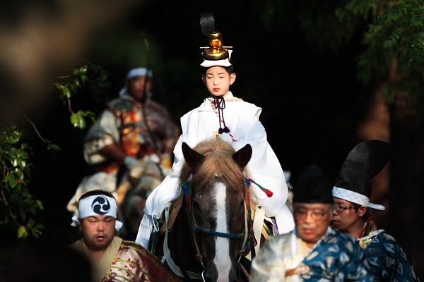 鎌倉時代の公家さんでしょうか?