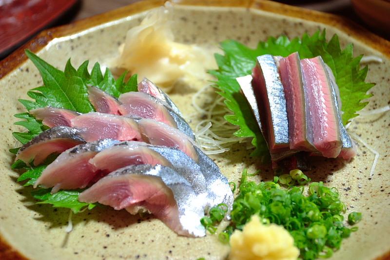 秋刀魚。最高です。