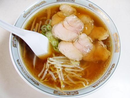 角さん チャーシュー麺