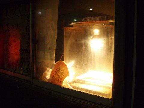 焼き鳥保温機