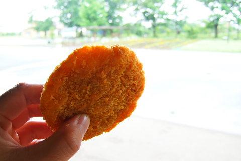 古沢牛肉店の70円メンチカツ