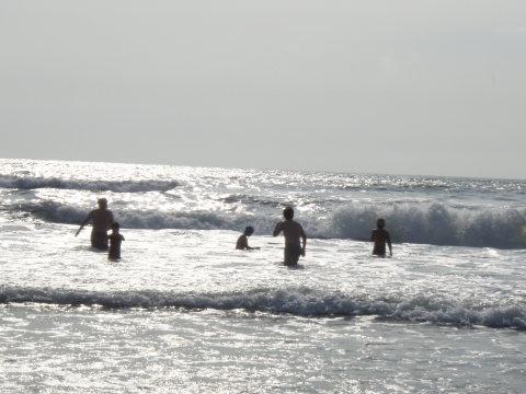 吹浦 西浜海水浴場