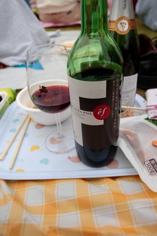 テーブルワイン的なライトな赤