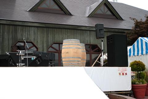 フレンチオークの樽