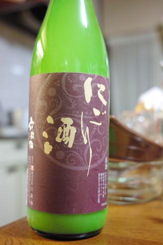 六歌仙 濁り酒