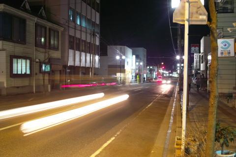 山形北駅前
