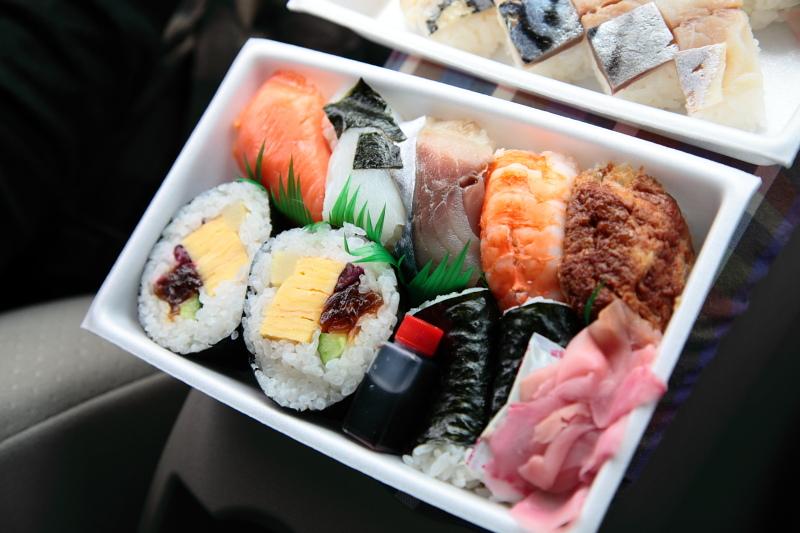 大阪鮨 花押の詰め合わせ