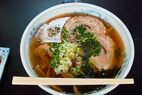旬太のチャーシュー麺