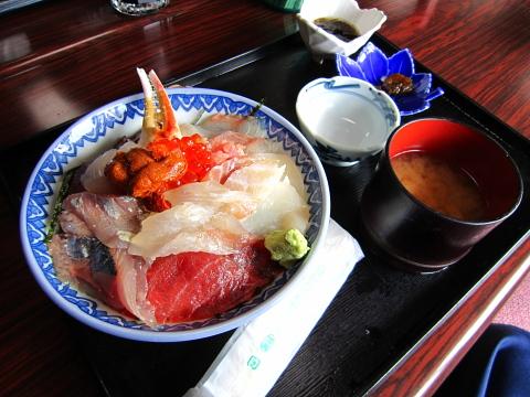 金彦魚店 海鮮丼
