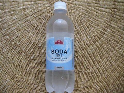 一般的なソーダ水