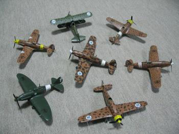 イタリア戦闘機