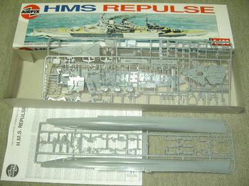 HMS REPULSU