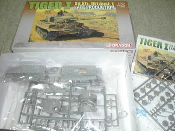 TIGER Ⅰ