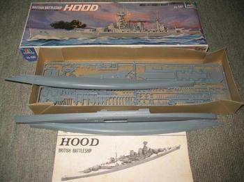 HMS HOOD ふたたび