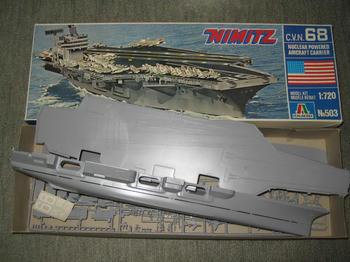 USS CVN68 NIMITZ