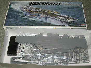 USS INDEPENDENCE CV62
