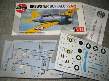 BREWSTER BUFFALO F2A2