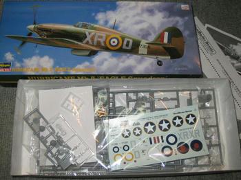 HURRICANE Mk.Ⅱ EAGLE Squadron