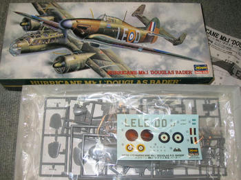 HURRICANE Mk.Ⅰ DOUGLAS BADER