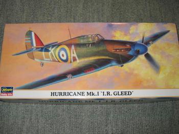 HURRICANE Mk.ⅠI.R.BLEED