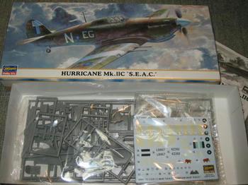 HURRICANE Mk.ⅡC S.E.A.C.