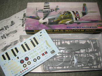 MUSTANG Mk.Ⅲ/MALCOLM HOOD