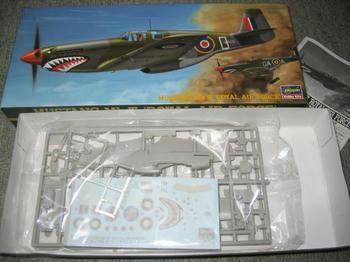 MUSTANG Mk.Ⅲ RAF