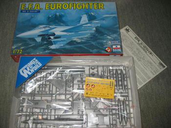 E.F.A EUROFIGHTER