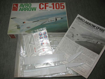 AVRO CF-105 ARROW