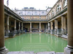 roman baths / city of bath