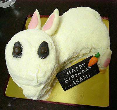 ドリィのケーキ