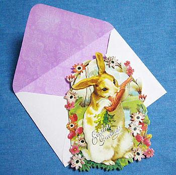 イースターのカード