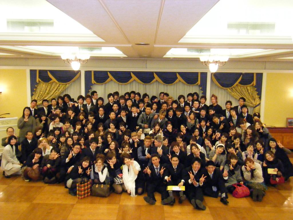新中2004年卒業生 [写真] 全体集...