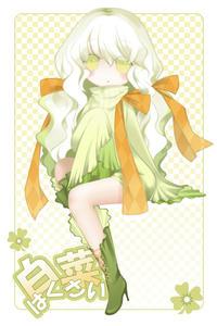 オリジナル白菜娘