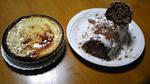 半日以上かけて作ったケーキ