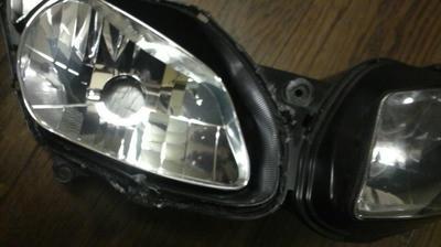レンズ崩壊