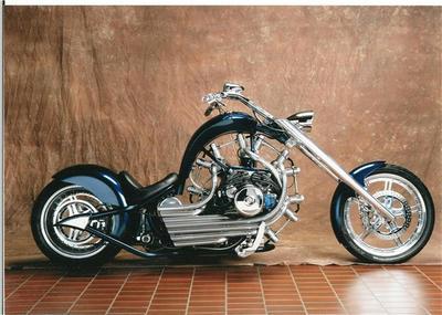 飛行機バイク2